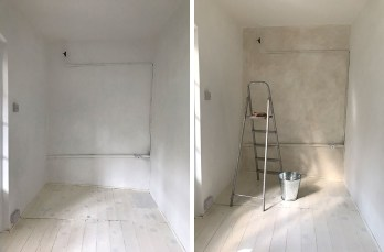 Before-and-after-painting-wall