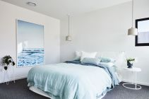 Blue-shade-The-Courtyard-House-bedroom