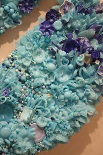 Blue-tiny-Flowers-wall-art