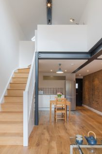 Dilapidated-Victorian-coach-house-conversion-stairs