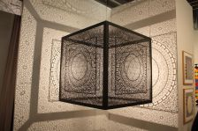 Elaborate-wire-light-shadows-cast-for-Armory-Show-2017