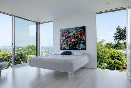 Floating-bed-frame-glass