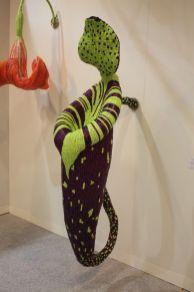 Frances-Goodman-Mosaic-flower-for-Armory-Show-2017