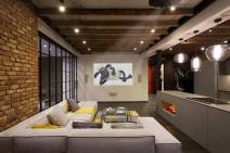 Man-cave-An-open-space-with-glass-partitions