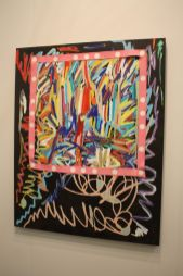 Modern-Wall-Art-from-Sarah-Cain-With-an-abstract-design