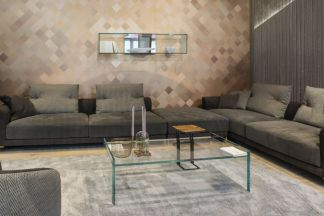 Modern-wallpaper-with-a-geometric-pattern-for-living-room