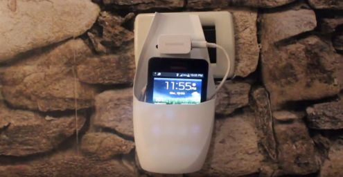 Plastic-Bottle-phone-Charger