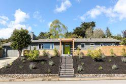 Ranch-Home-Design-green-door
