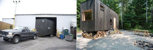 Tiny-house-portable