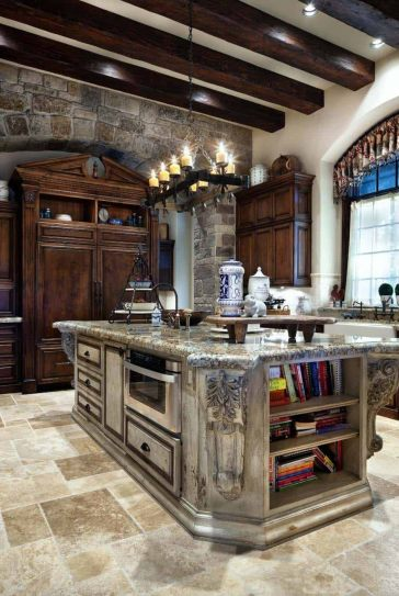 Traditional-English-manor-house-with-opulent-details-in-Texas-kitchen
