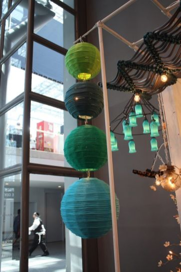 Turquoise-hanging-lamps