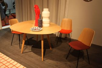 Zanotta-mid-century-dining-room-set-table-and-chairs