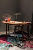 floral-leaf-patterns-Carpet-for-desk-area