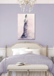 a-chic-feminine-bedroom-in-lilac-and-neitrals-with-lilac-walls-neutral-refined-furniture-lilac-bedding-and-an-artwork-plus-a-crystal-chandelier