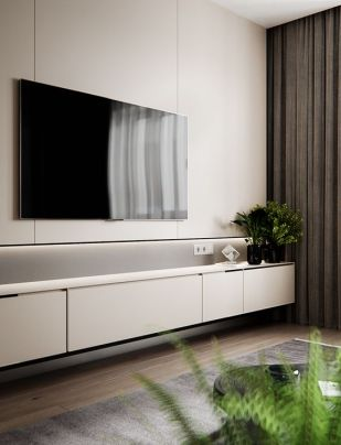 a-white-and-metallic-sleek-wall-storage-unit-and-additional-lights-is-a-cool-idea-for-many-spaces-from-minimal-to-modern-ones