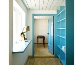 blue-door-and-shelving-Stamers-Kontor-LASC_Studio-interior-door-design-ideas-300x236