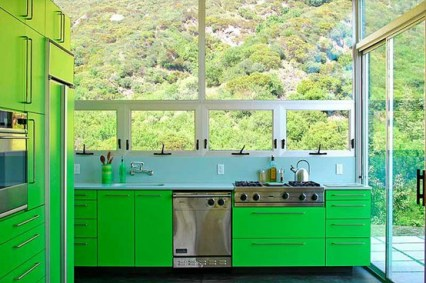 bright-green-kitchen