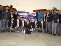 Campus Placement in Tula's Institute Dehradun