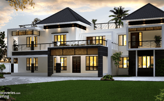 Top 10 Beautiful Exterior Designs 2019 Engineering