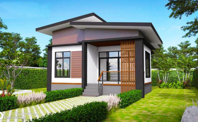 Elevated Modern Single Storey House Engineering Discoveries