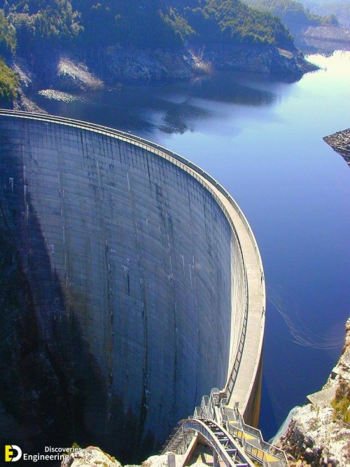 small resolution of arch dams are usually constructed in narrow steep sided valleys they need good rock for their foundations and for the sides of the valleys to resist the
