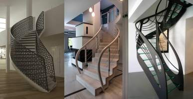 50 Modern Stair Grill Design Ideas   Engineering Discoveries