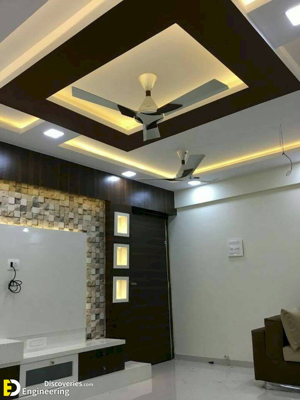 False Ceiling Bedroom New Ceiling Design 2020 Runyam