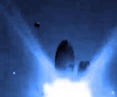 Anomaly B- Hue enhanced - Post-detonation - Reflective Properties