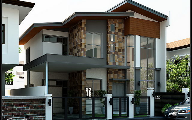 Modern Style Dream House Design - Engineering Feed