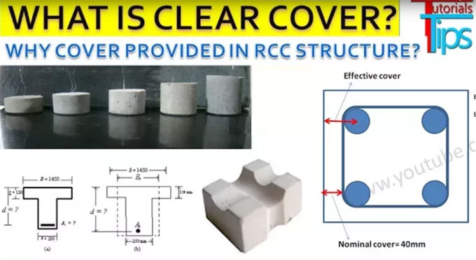What is Clear Cover  Why Cover Is Provided In RCC