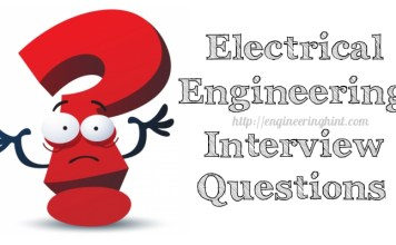 50 Electrical Engineering Interview Questions