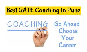 List Of Best GATE Coaching In Pune