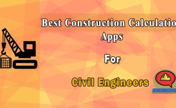 Best Construction Calculation Apps For Civil Engineers