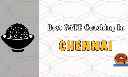 List Of Top 10 Best Gate Coaching In Chennai