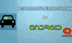Top Best Automobile Engineering Apps For Engineers