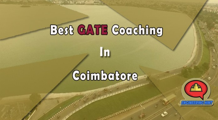 Top Best GATE Coaching In Coimbatore