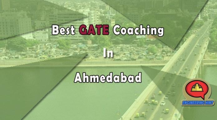 Top Best Gate coaching in Ahmedabad