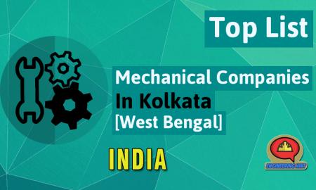 List Of Mechanical Engineering Companies In Kolkata [West Bengal, India]