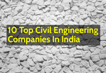 10 Top Civil Engineering Companies In India