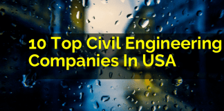 10 Top Civil Engineering Companies In USA
