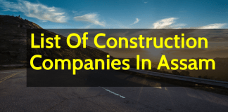 List Of Construction Companies In Assam