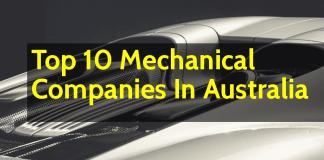 List Of Top 10 Mechanical Companies In Australia