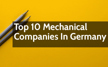 List Of Top 10 Mechanical Companies In Germany