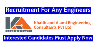 Khatib and Alami Engineering Consultants Recruitment For Any Engineers Interested Candidates Must Apply Now