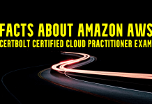 Facts about Amazon AWS Certbolt Certified Cloud Practitioner Exam