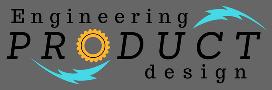 Engineering product design logo