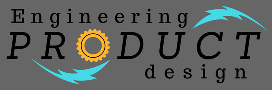 Engineering product design logo
