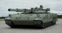 T 14 New Russian Tank Armata