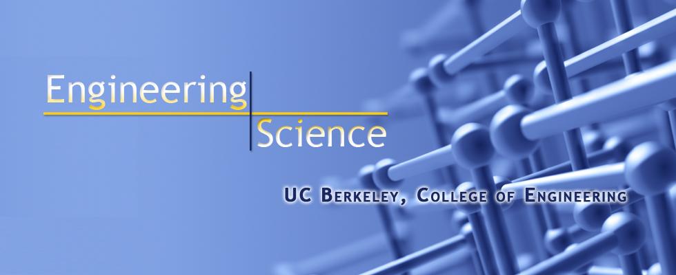 Engineering Science  UC Berkeley College of Engineering