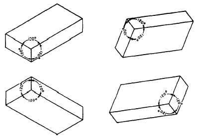 Isometric Rectangle